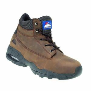 4060 Brown Airbubble Safety Boot